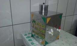 Kit maquina de coco