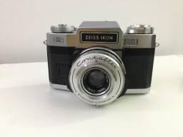 Câmera antiga  Alemã Zeiss Ikon 1962
