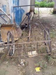 Carrinho triciclo