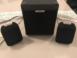 Só venda,não aceito troca,Caixas de som para pc Edifier X100b