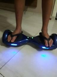 Hoverboard Azul- Skate elétrico.