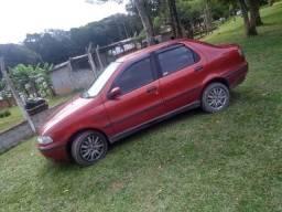 Fiat Siena ELX 99 com Kit Gás