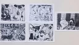 Gravuras Rubem Grilo Edição Museu De Arte Moderna Rj