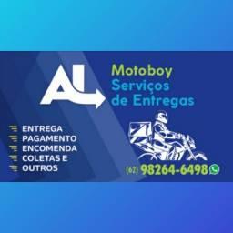 Motoboys, Entregador