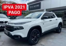 Título do anúncio: Toro Endurance Diesel 4X4 2020 c/ Baixa Km - Na Garantia - IPVA 21 PAGO