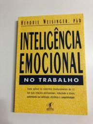 Livro Inteligência Emocional no Trabalho
