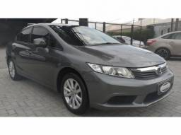 Civic Sedan LXS 1.8/1.8 Flex Aut