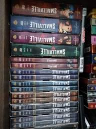 DVD Smallville as 10 temporadas
