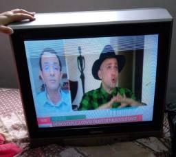"""TV TOSHIBA 20"""" Tela plana"""