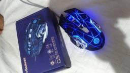 Mouse gamer zerado