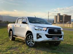 HILUX 2019/2019 2.7 SRV 4X4 CD 16V FLEX 4P AUTOMÁTICO