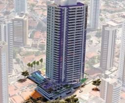 COD 1-374 Apto no Miramar 3 quartos com  113 m² bem localizado