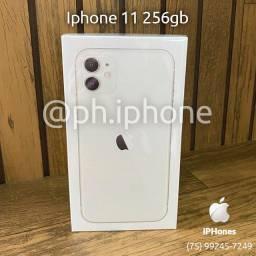 iPhone 11 256gb Novo Lacrado
