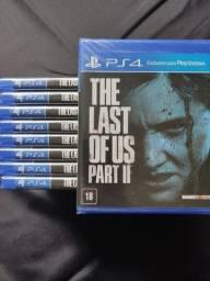 The Last of Us Part II - PS4 (Lacrado)