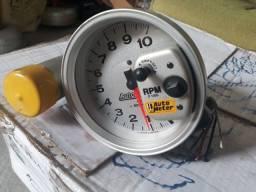 contagiros autometer autolite 5pol com shift light