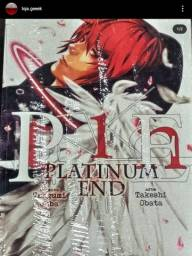 Mangá Platinum End