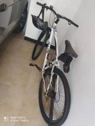 Bicicleta Aro 29 Alumínio Peças Shimano e Monaco