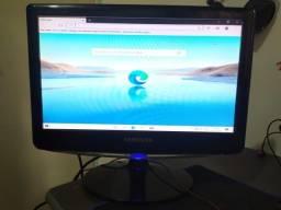 """Computador com Monitor Samsung 15"""" - Windows 10"""