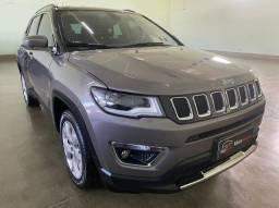 Título do anúncio: Jeep Compass Limited Ano 2018 Aut - Procedência