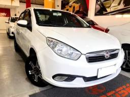 Fiat grand siena attractive 1.4 gnv fabrica 8v (flex) 2013 impecavel