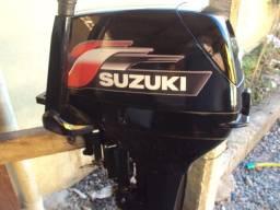 motor popa suzuki 15 hp