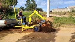 Escavadeira  Brattu