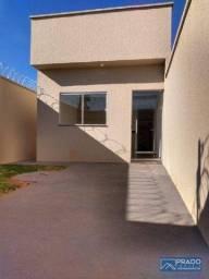 Título do anúncio: Casa com 2 dormitórios à venda, 72 m² por R$ 150.000,00 - Setor Pontakayana - Trindade/GO