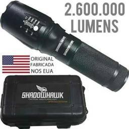 Lanterna Shadowhawk. X900 Original Profissional Tática Militar,polícia, bombeiro,marinha