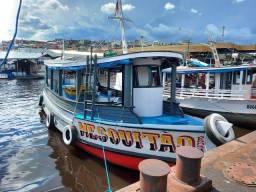 Barco de pesca todo documentado Em dias Leia