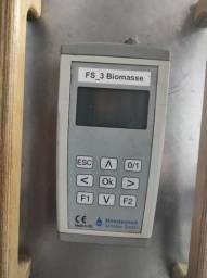 Título do anúncio: Medidor de Umidade para Biomassa e Granulado Schaller BM1 2008