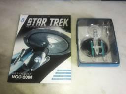 Star Trek - Edição 8 - USS Excelsior NCC-2000 (Eaglemoss)