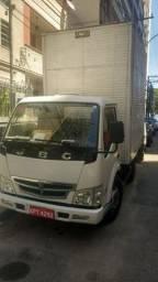 Venda Caminhão Baú Effa/JBC 3.2 - ano 2011
