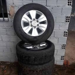 rodas Hilux originais