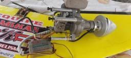 Motor dle 30cc com ignição... tudo original