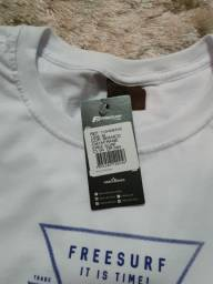 Camiseta Free Surf Original Tam M