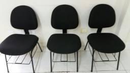 Vende cadeiras escritorio