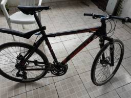 Vendo ou troco mountain bike por bike speed