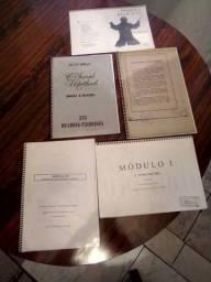 Título do anúncio: Peças musicais: Partituras, livros e peças de compositores clássicos