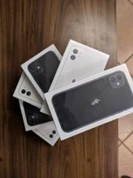 iPhone 11 NOVO Lacrado, nota fiscal e 1 ano de garantia