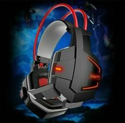 Incrível Headset Gamer ps4/pc/xone