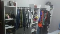 Guarda roupas estilo closet
