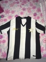 Camisa Botafogo retrô fem