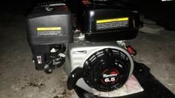 Motor estacionario 6.5hp 196cc