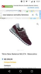 Tenis new Balance ML574