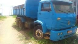 Vendo caminhão basculante 14-210 - 1989