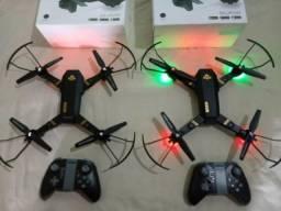 Drone visuo novo com câmera