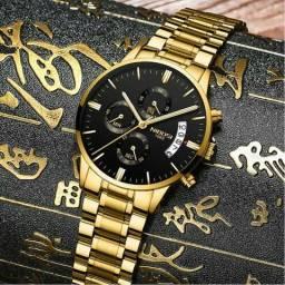 Relógio Nibosi 100% Original