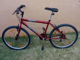 Bike Huoston - Cor vermelha