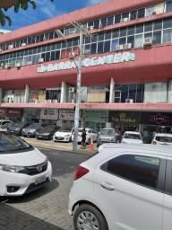 Sala Comercial na Barra no Centro Comercial Barra Center Com Garagem!