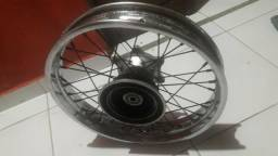 Roda Completa Bros Aro Com Defeito
